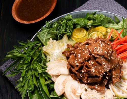 Salad bò Nam Bộ