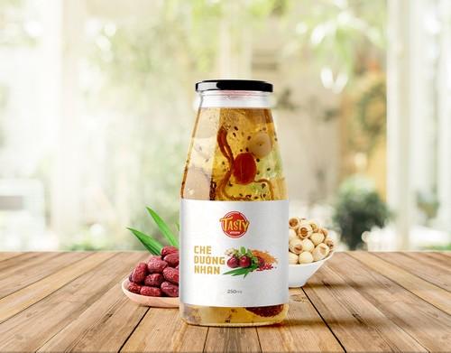 Chè dưỡng nhan chai 250 ml