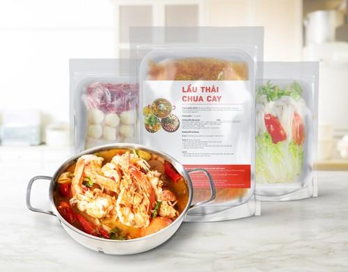 Set lẩu Thái 2-3 người (Ready to cook)