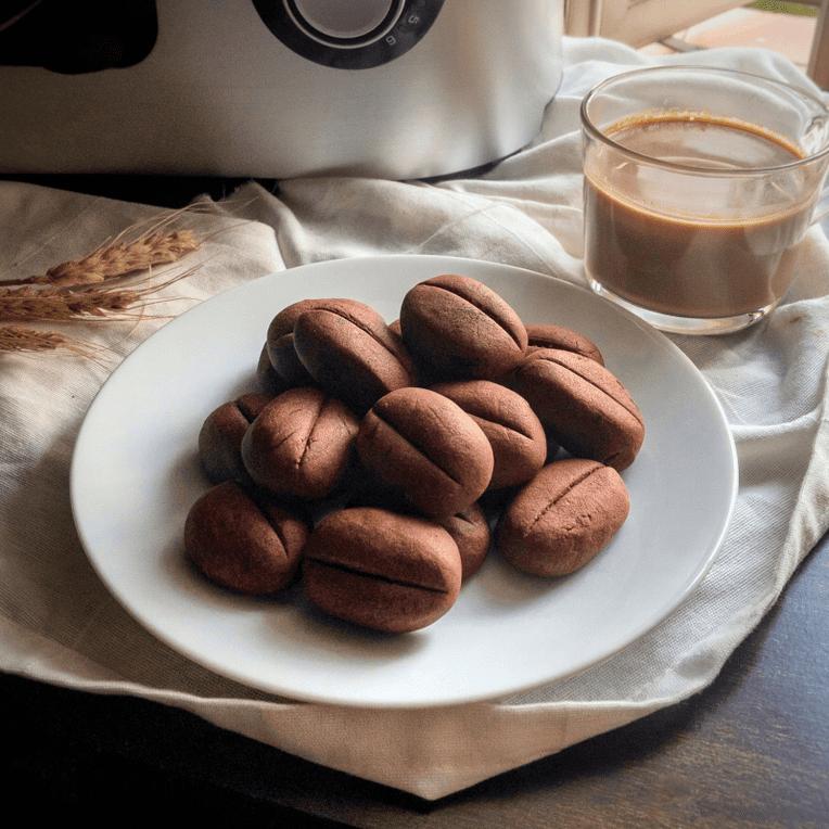 Cach-Lam-Banh-Cookie- Chocolate-mau-vang-dep-mat